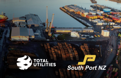 PowerRadar™ helps reduce capital expenditures and increases storage capacity at a 40-hectare commercial water port